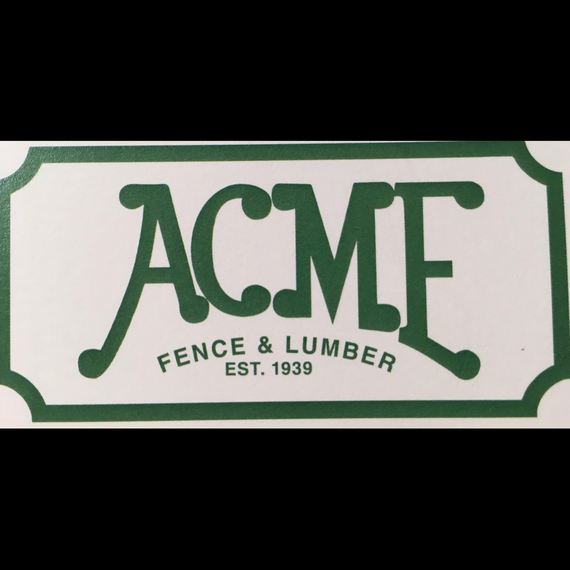 Acme Fence