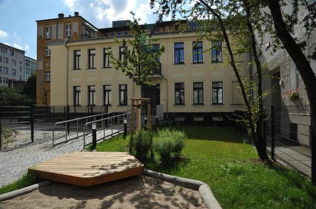 FRÖBEL-Kindergarten Charité Mitte