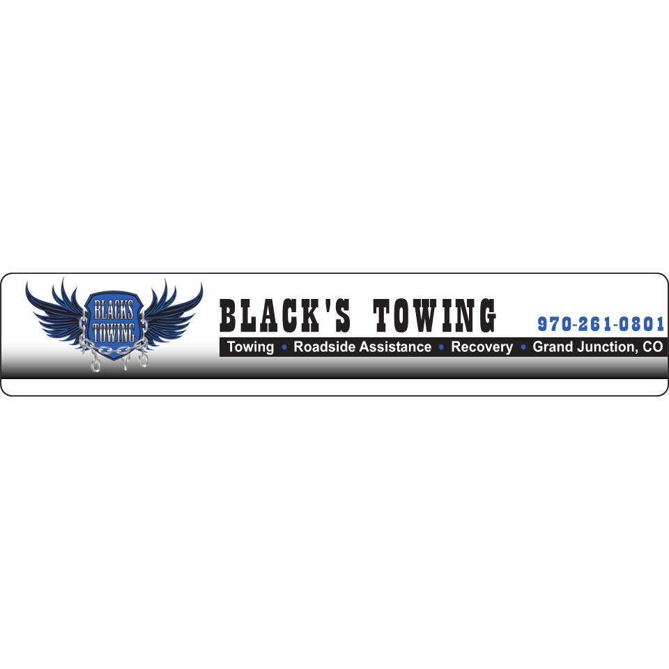 Black's Towing, Grand Junction Colorado (CO