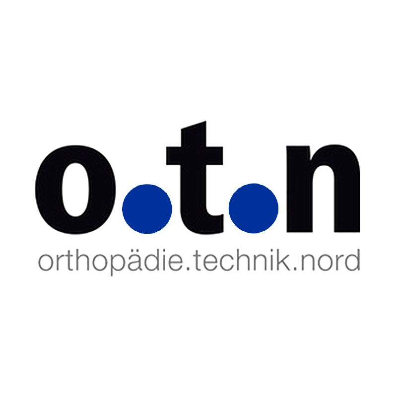 o.t.n. orthopädie.technik.nord Logo