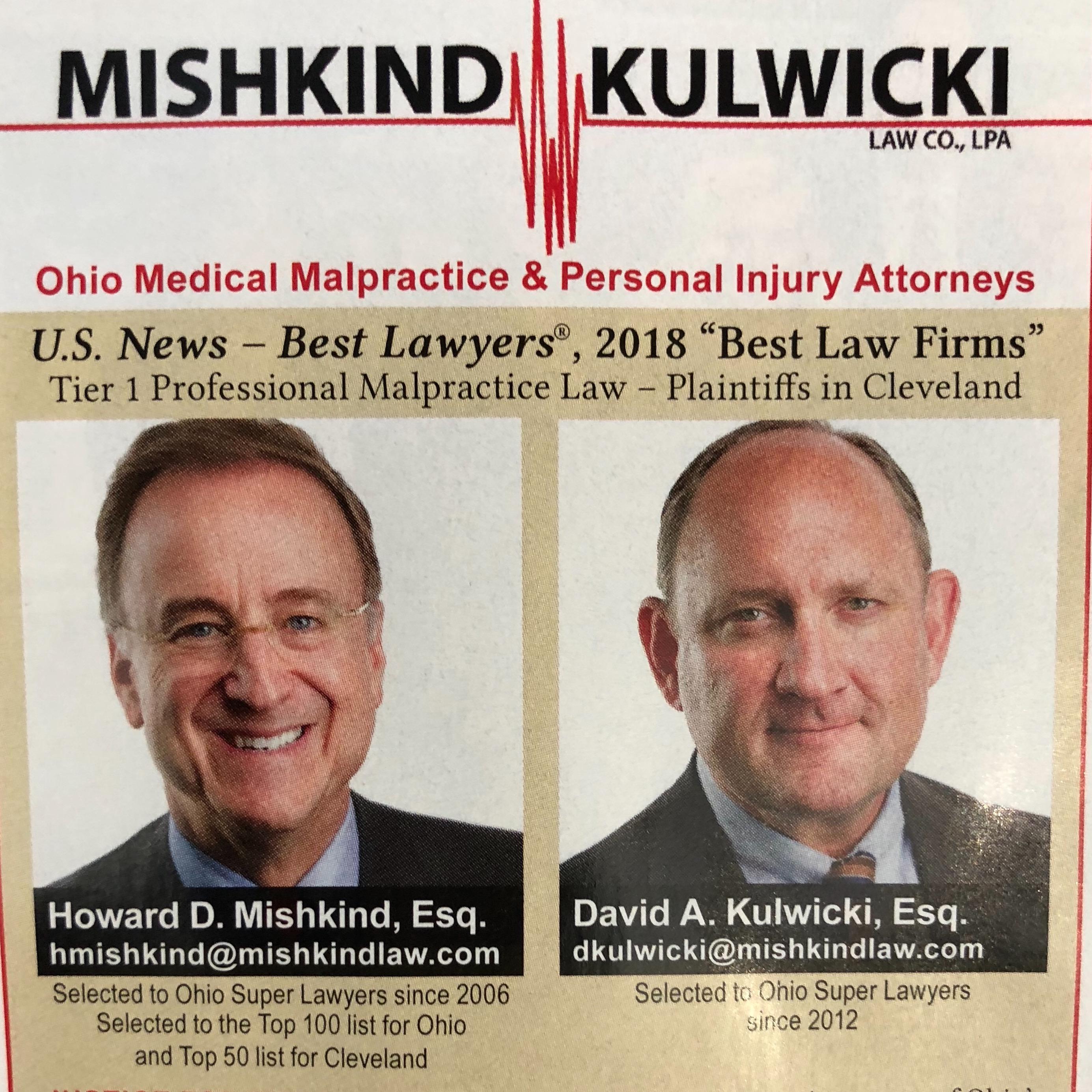 Mishkind  Kulwicki Law Co., L.P.A.