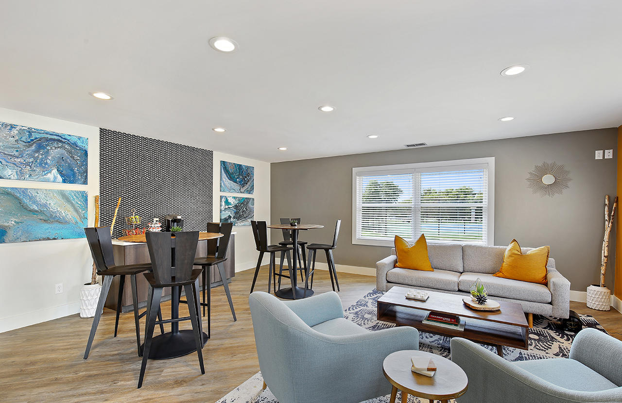 The Fitzgerald Apartment Homes Burnsville Minnesota