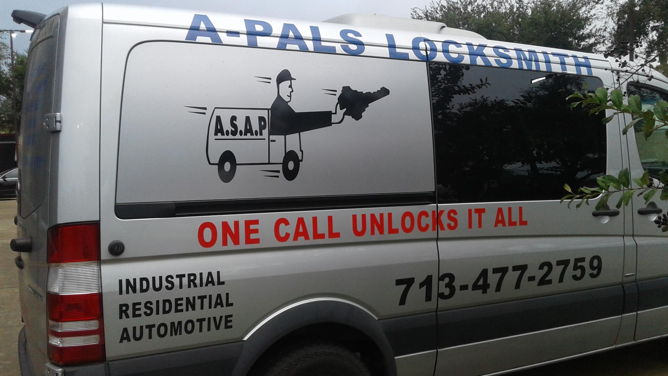 A-Pals Locksmith