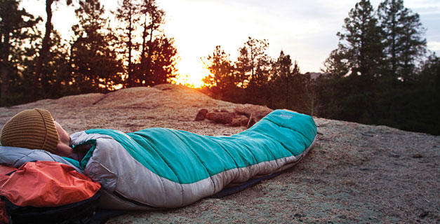 Camping 201 Clinic: Sleeping Bags and Pads