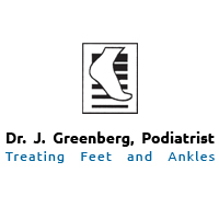Dr. J. Greenberg, Podiatrist