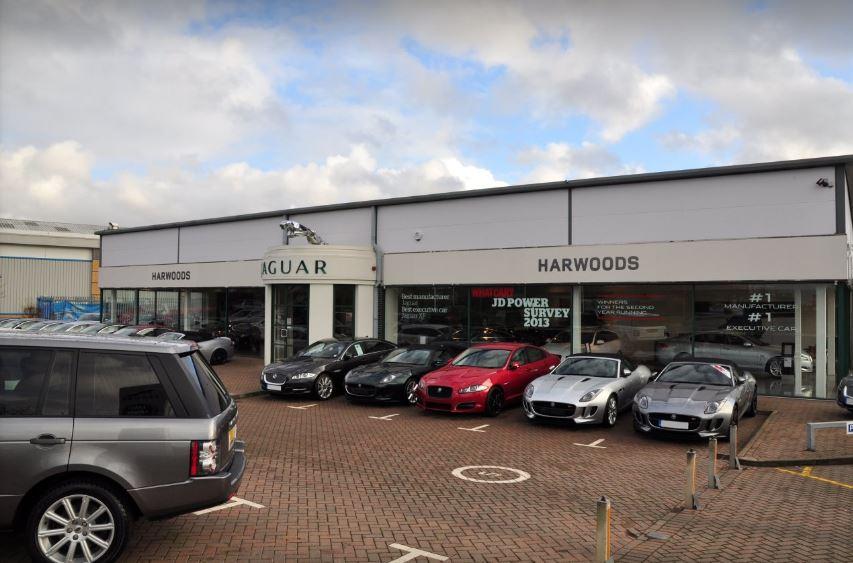 Harwoods Jaguar, Crawley