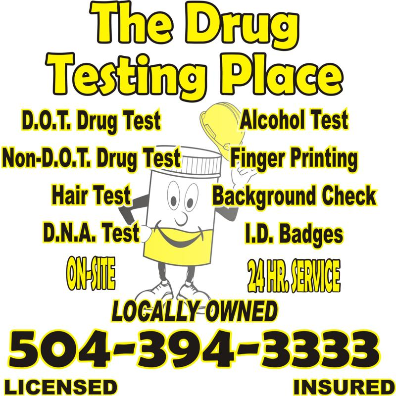 The Drug Testing Place