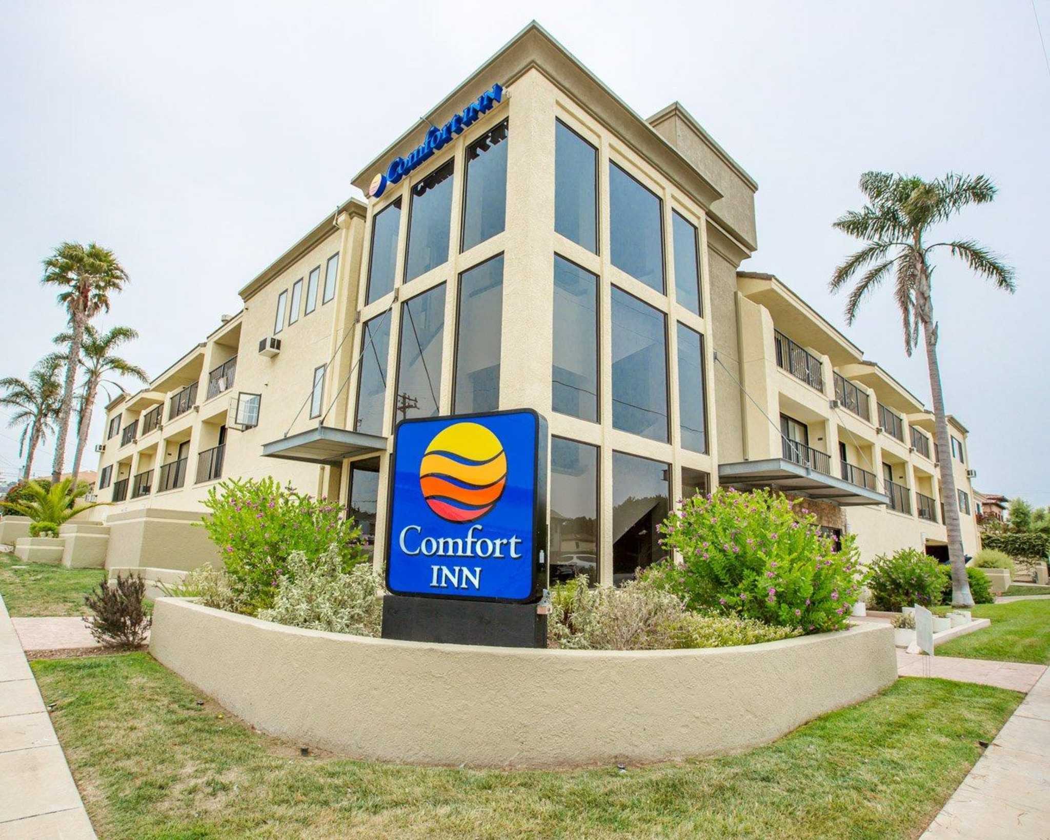 comfort inn downtown morro bay california ca. Black Bedroom Furniture Sets. Home Design Ideas