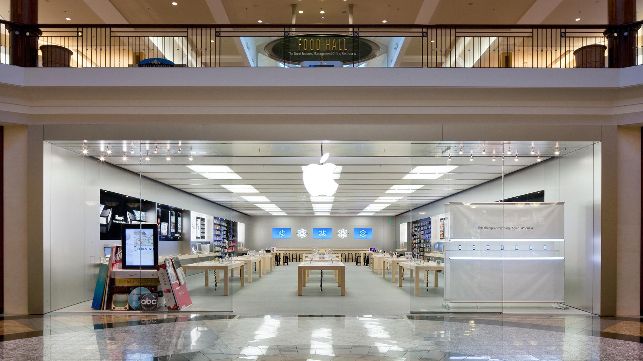 Apple Polaris Fashion Place Columbus Oh 43240 614