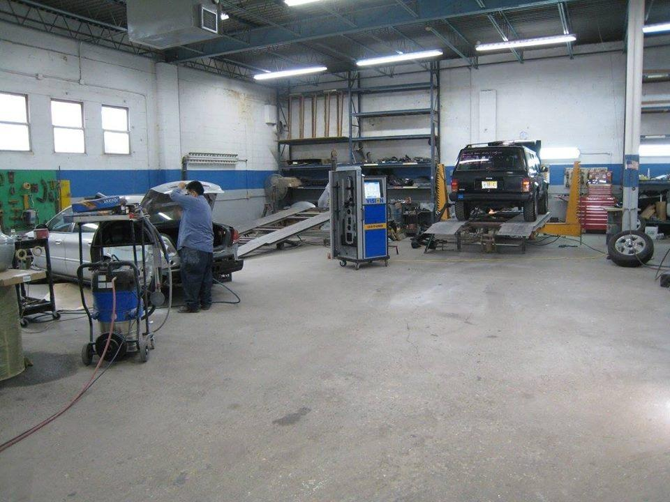 newark auto body service in newark nj 07105