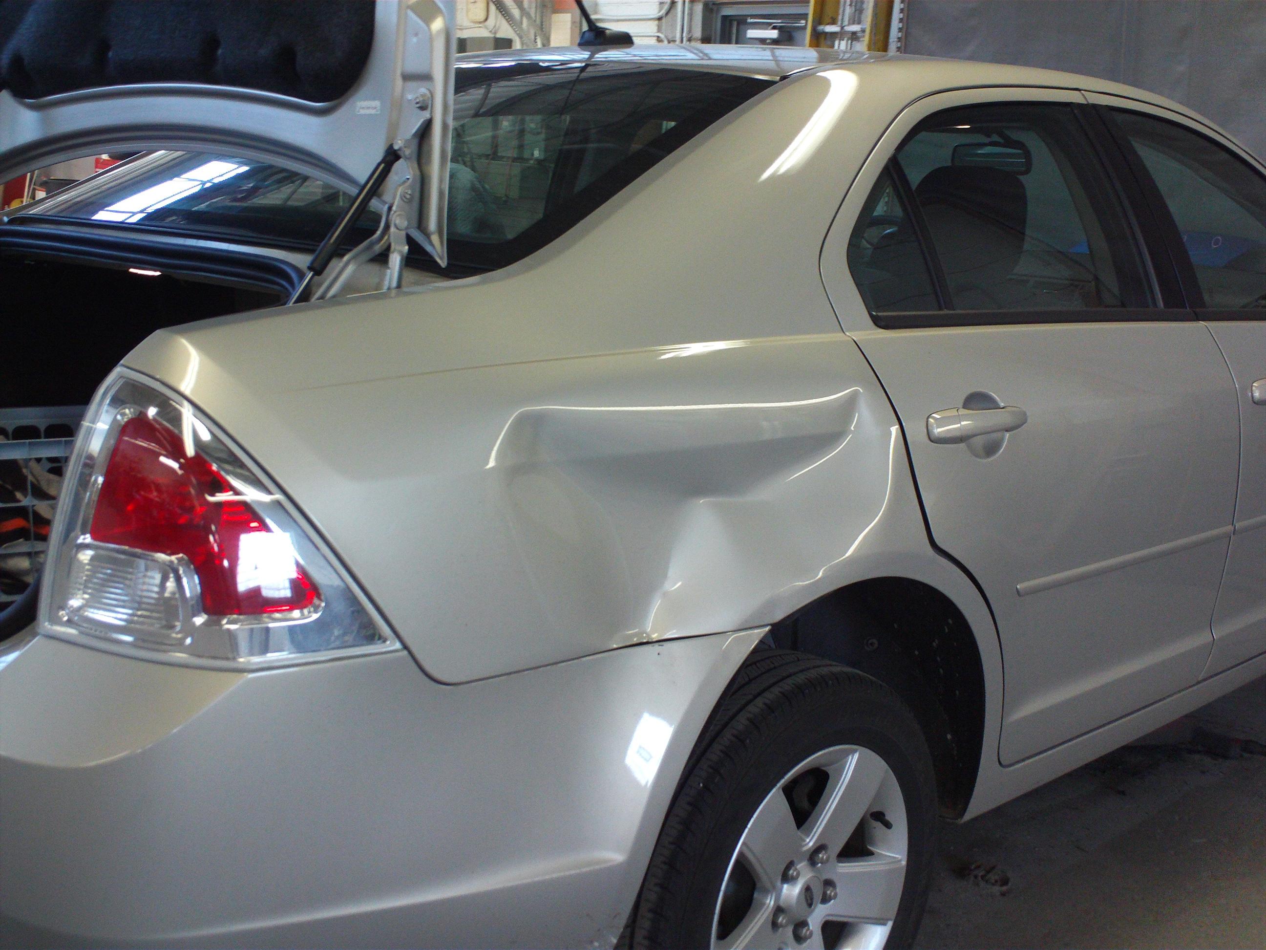 Car Collision Repair Roseville