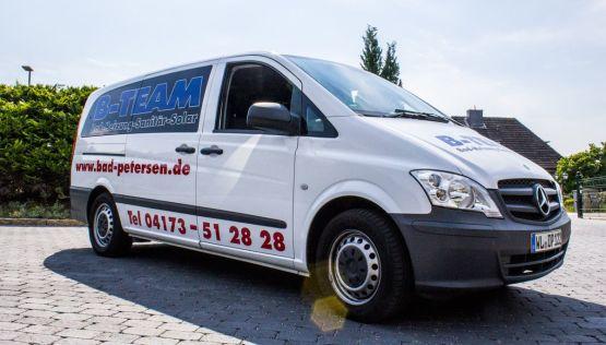 B-Team Bad - Heizung - Sanitär - Solar | Dirk Petersen