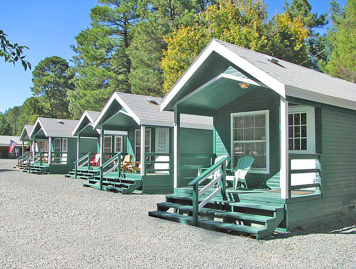 cottage central cabins in ruidoso nm 88345