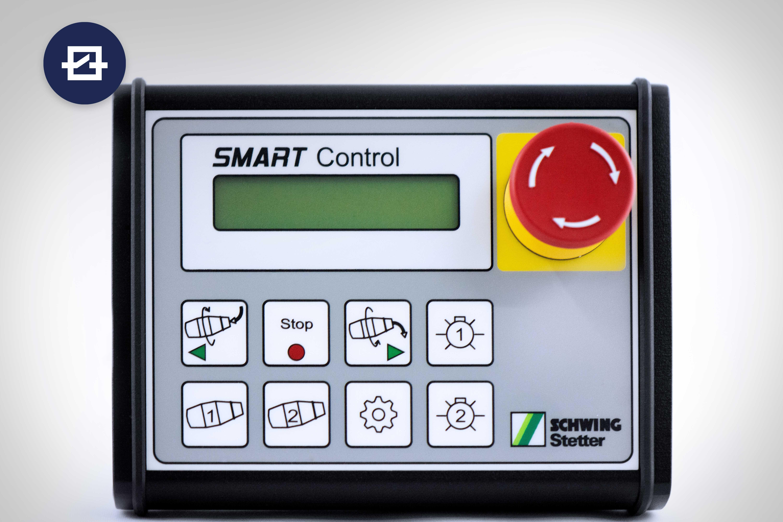 GESAS Fahrmischersteuerung SMART control 3