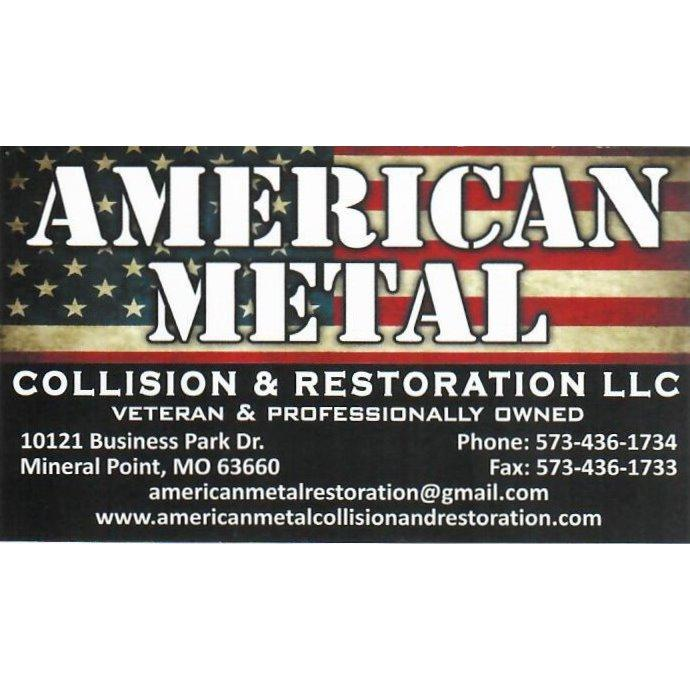 American Metal Collision & Restoration Llc
