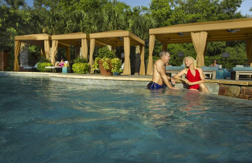 Lake austin spa resort austin texas tx for Spas and resorts in texas