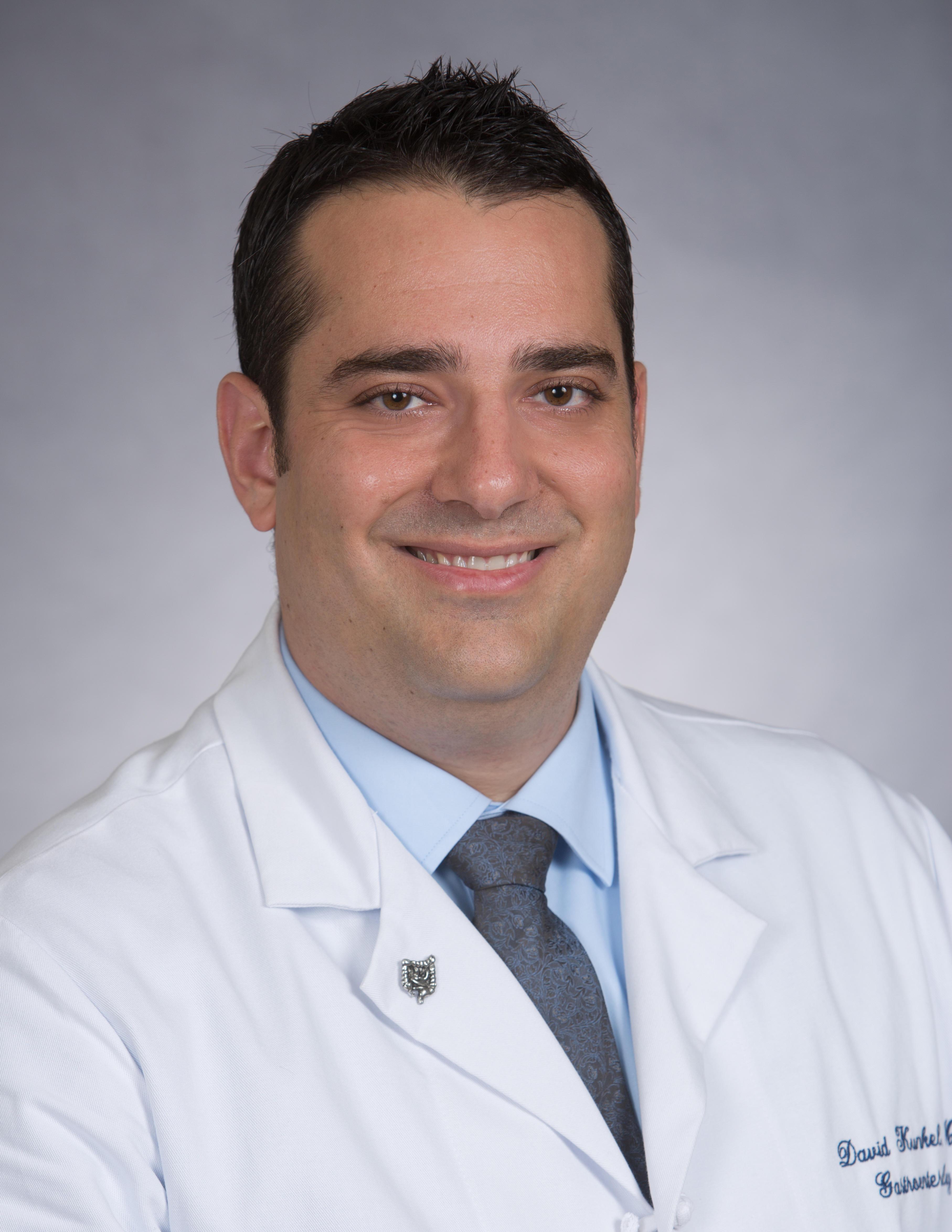 David C Kunkel, MD Gastroenterology