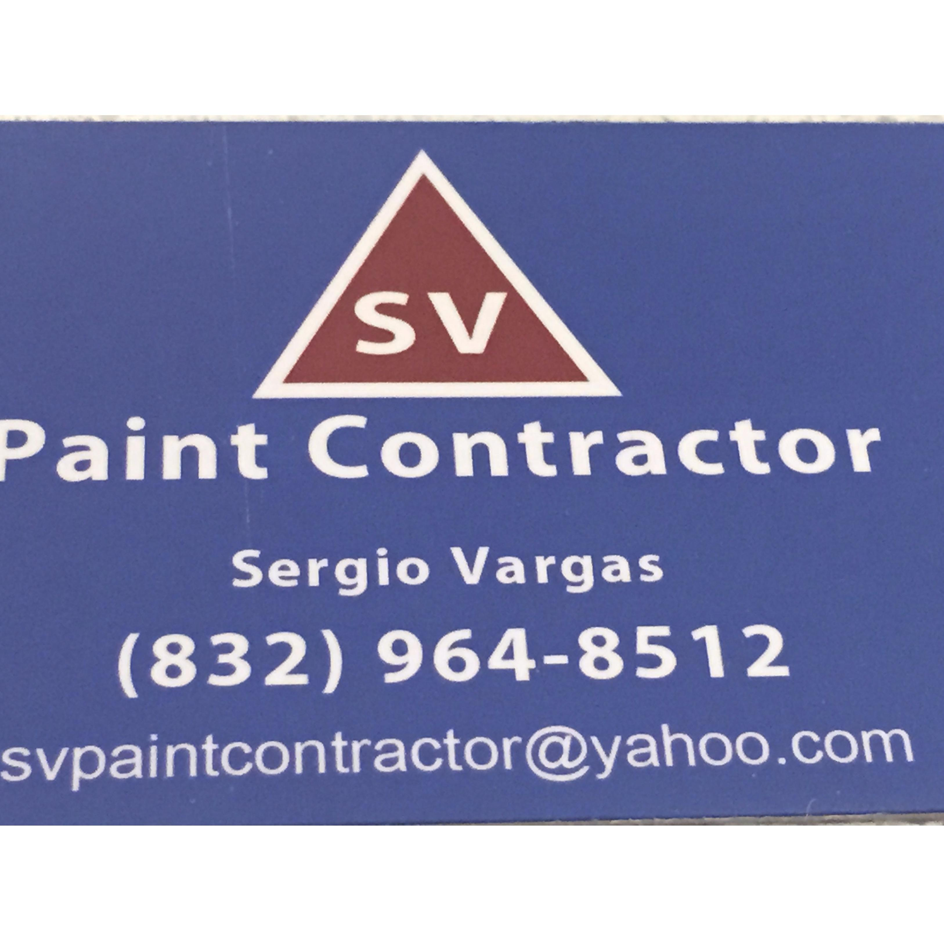 SV Paint Contractor