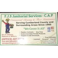 F JS Janitorail Services- CAP