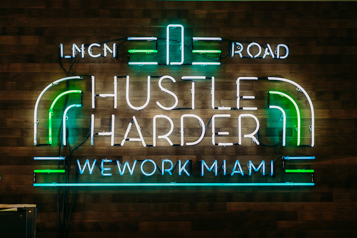 Wework Lincoln Road Miami Beach Florida Fl