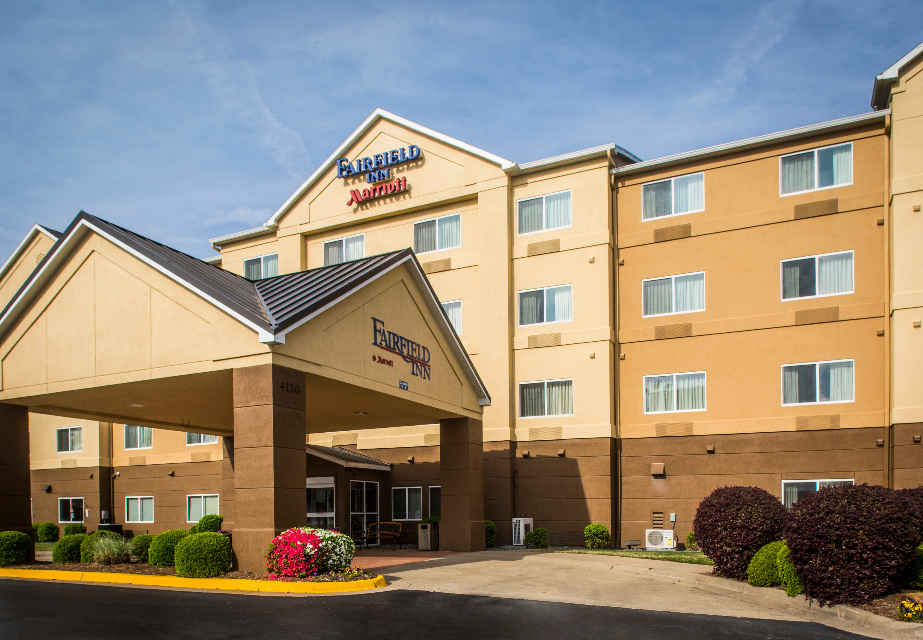 Fairfield inn by marriott little rock north north little for Little hotels
