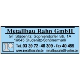 Metallbau Rahn GmbH