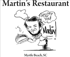 Martin's Restaurant At Long Bay Resort