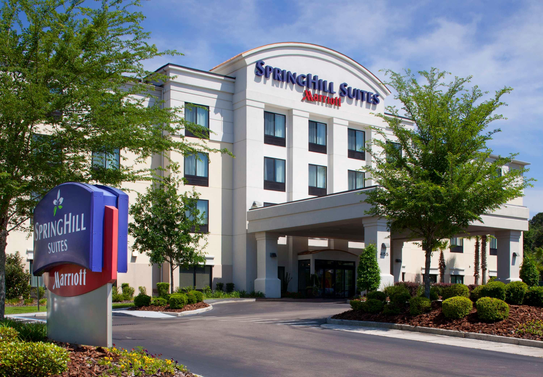 Springhill Suites By Marriott Gainesville Gainesville Florida Fl