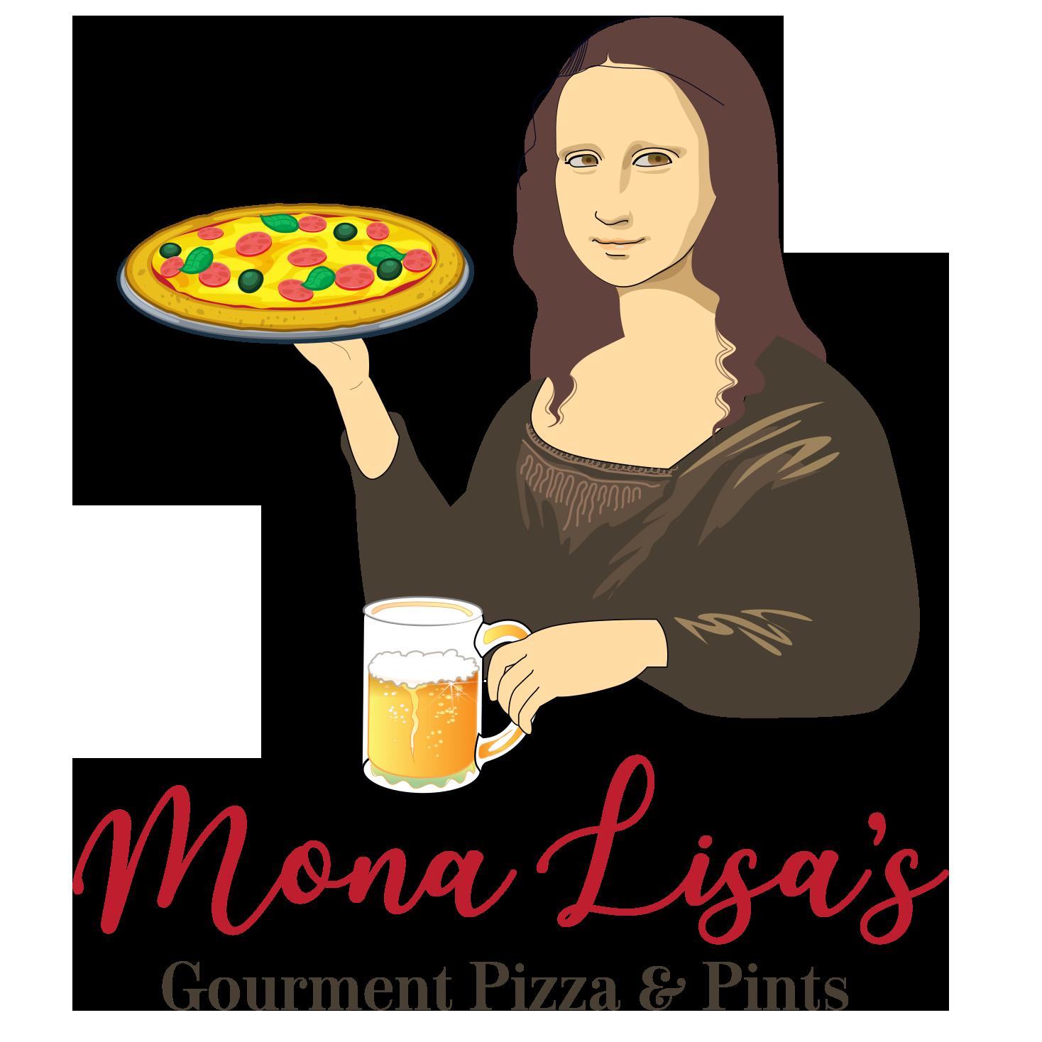 Mona Lisa Gourmet Pizza & Pints