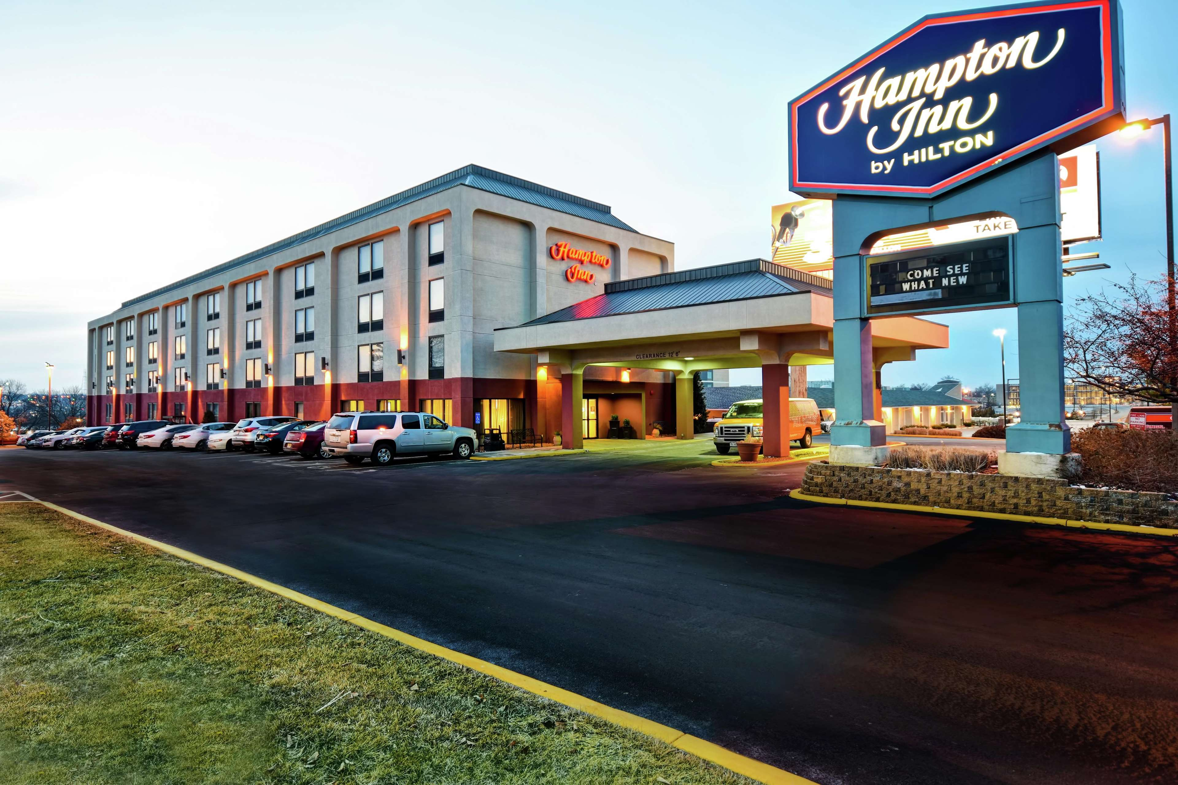Hampton Inn St. Louis/Westport