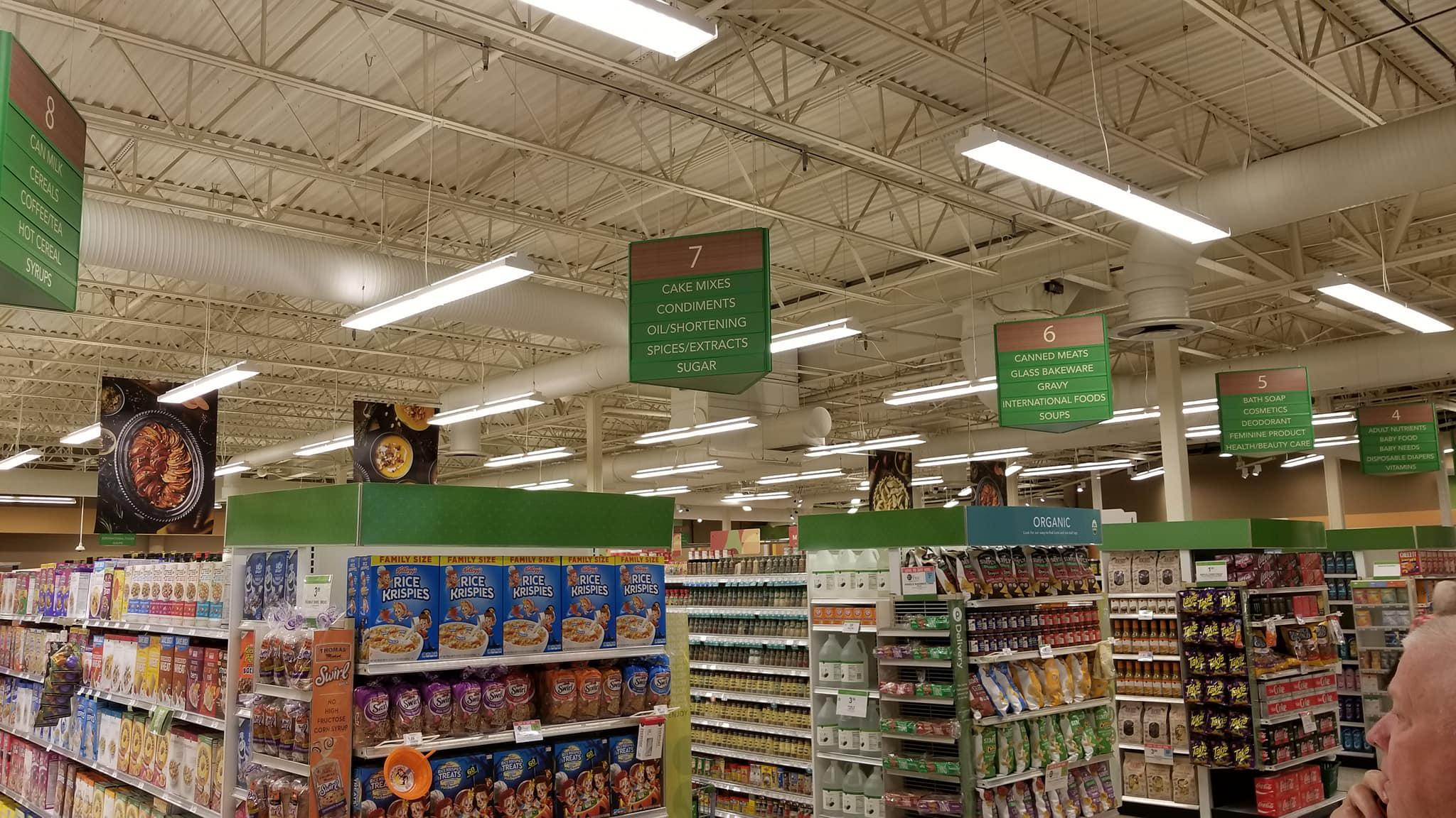 We sell, maintain, retrofit and service commercial and industrial lighting fixtures.