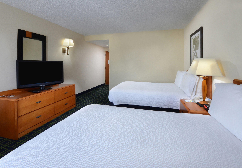 Fairfield Inn By Marriott Greensboro Airport Greensboro