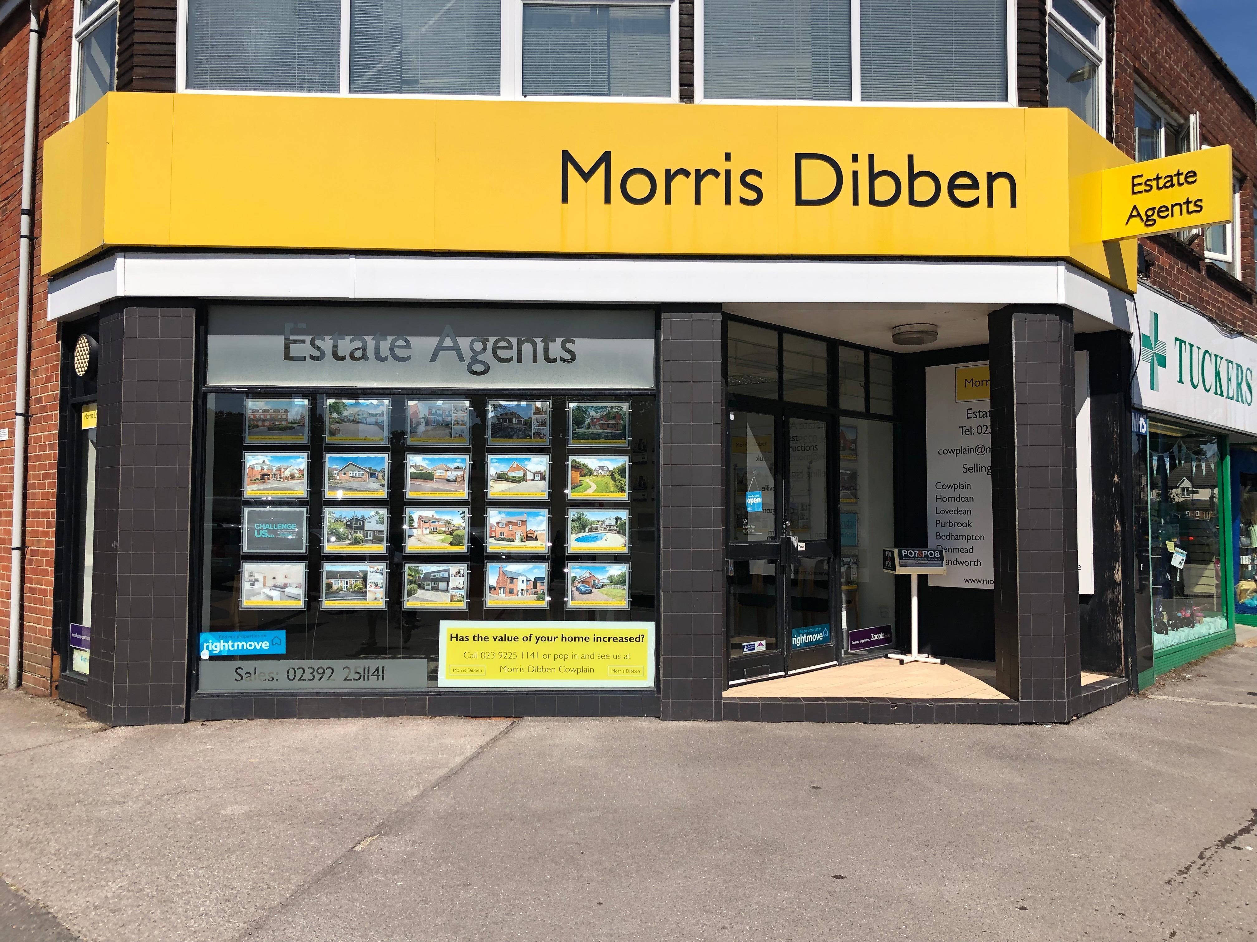 Morris Dibben Estate Agents Cowplain