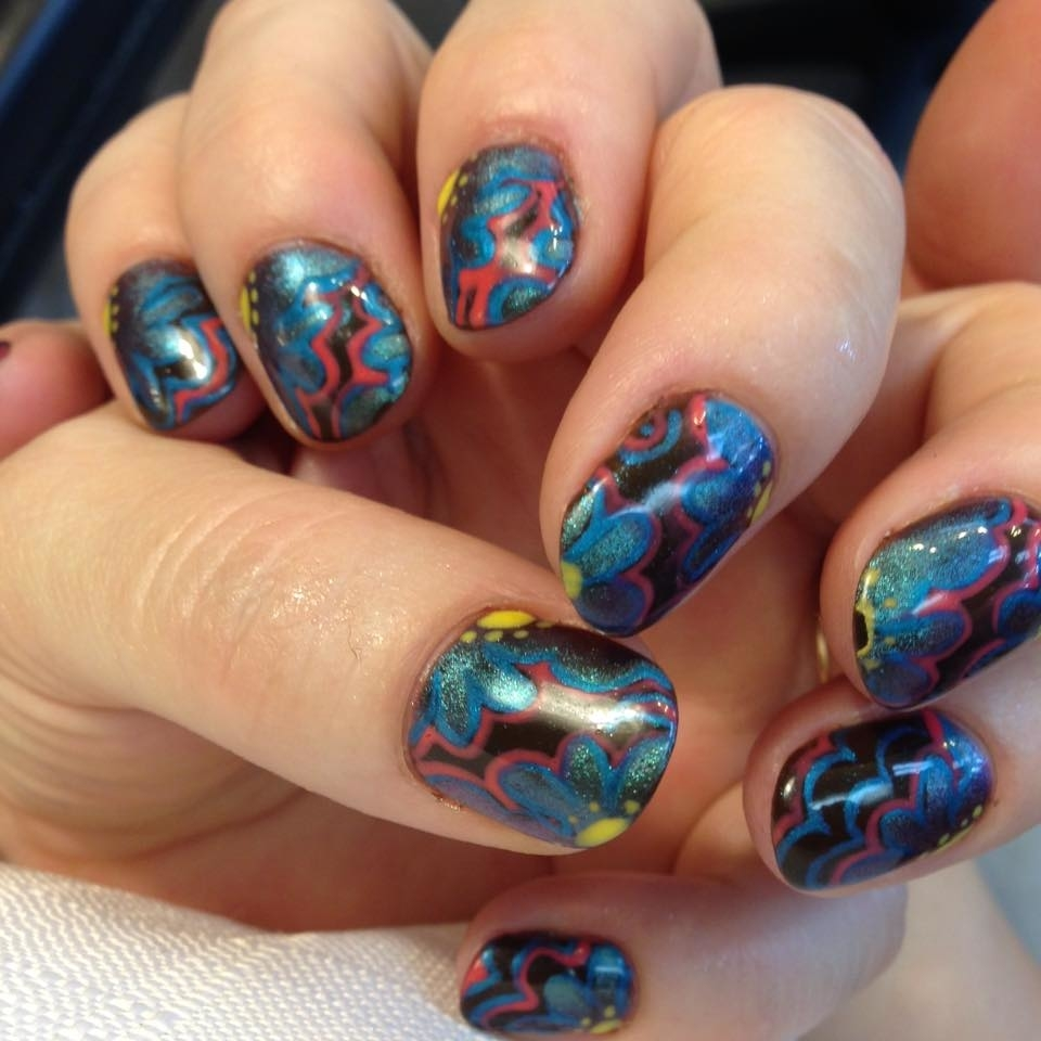 Adorable Nails and More Powell River (604)344-0200