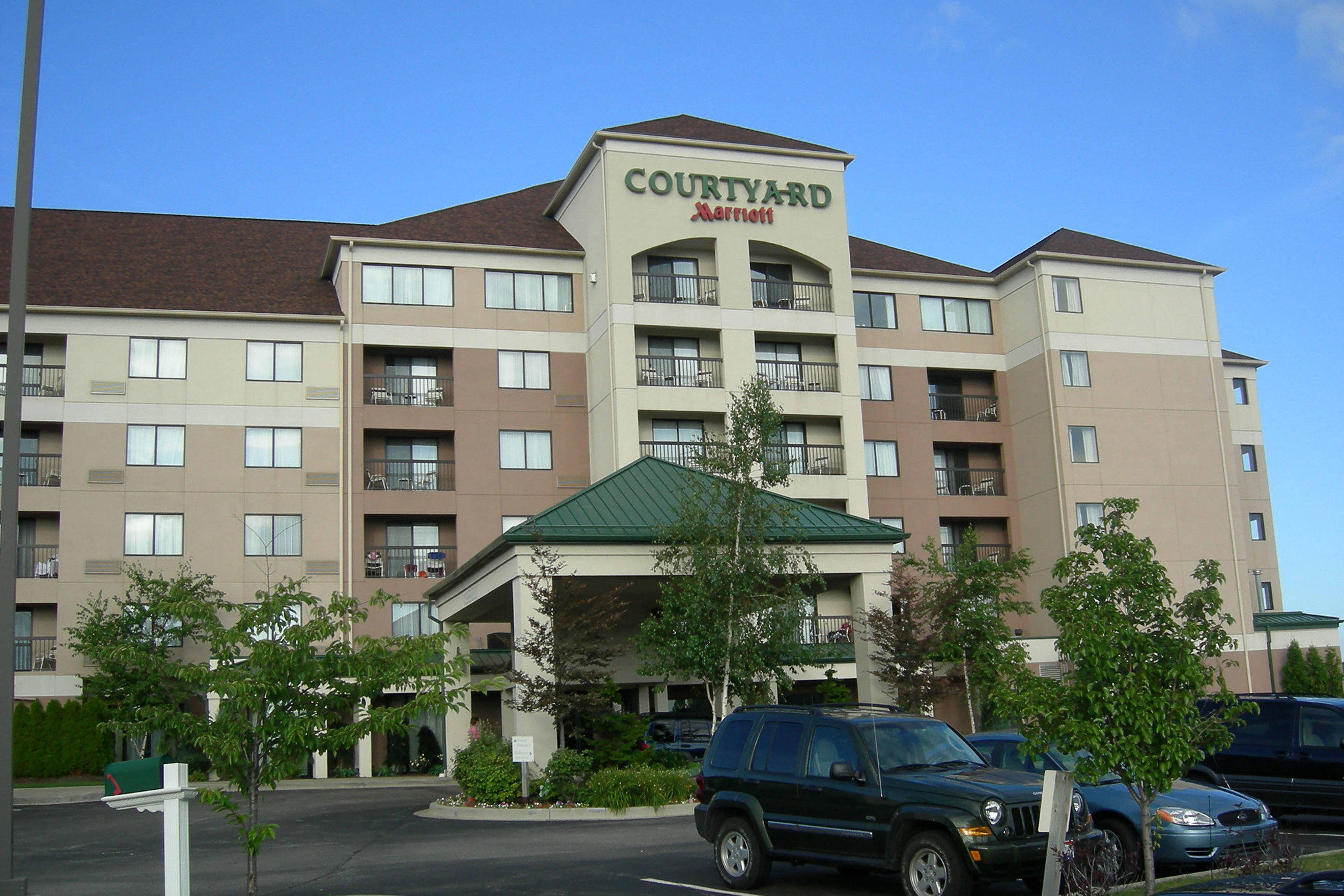 Courtyard by Marriott Erie Ambassador Conference Center