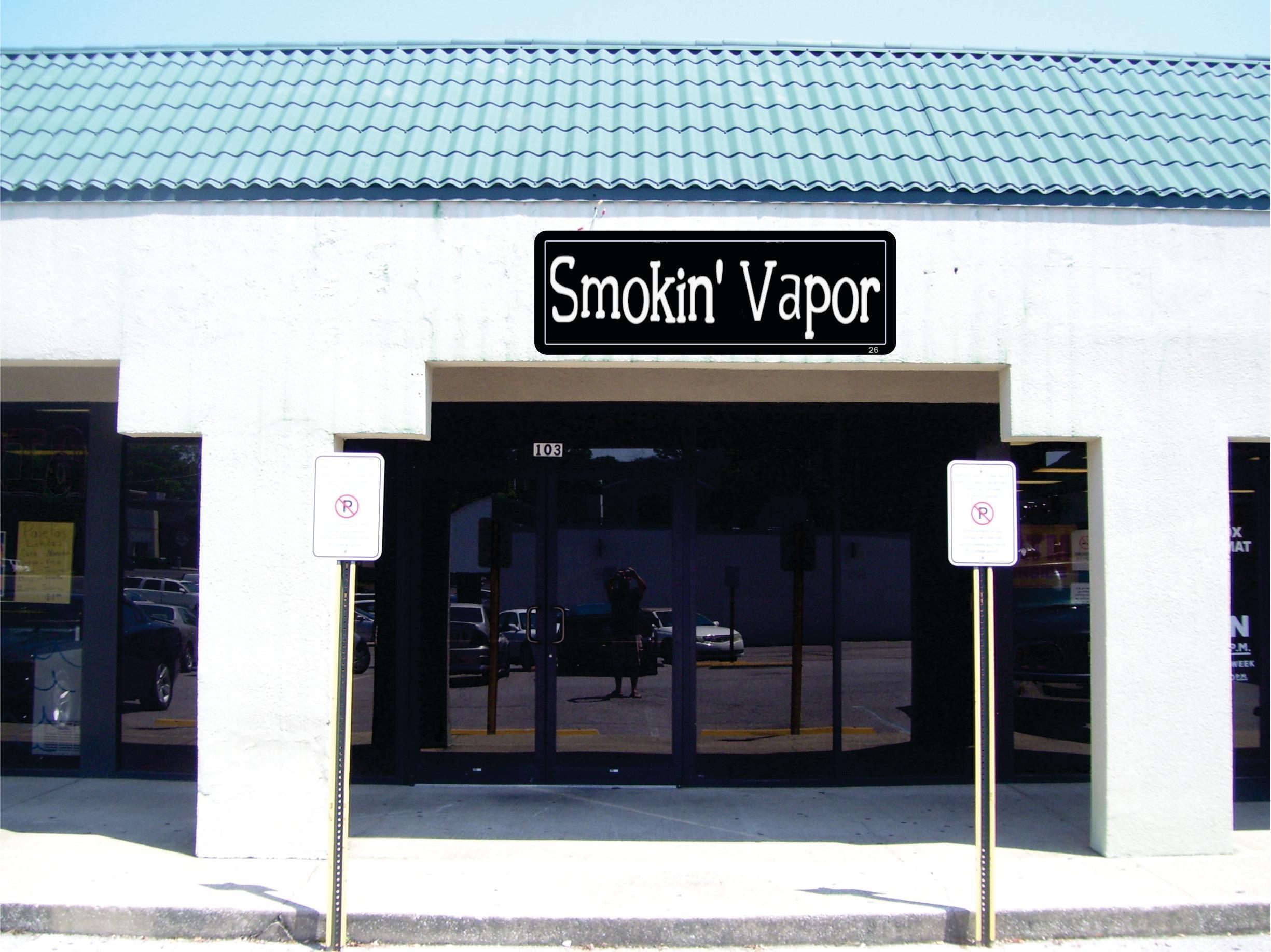 Smokin Vapor Birmingham