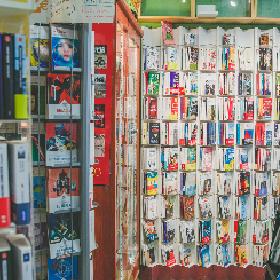 """Librairie Limasson in Montréal: Des """"format poche"""" à perte de vue !"""