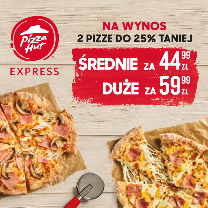 Pizza Hut Express Warszawa Targówek