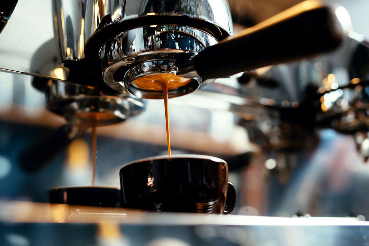 Cowboy Coffee Shop