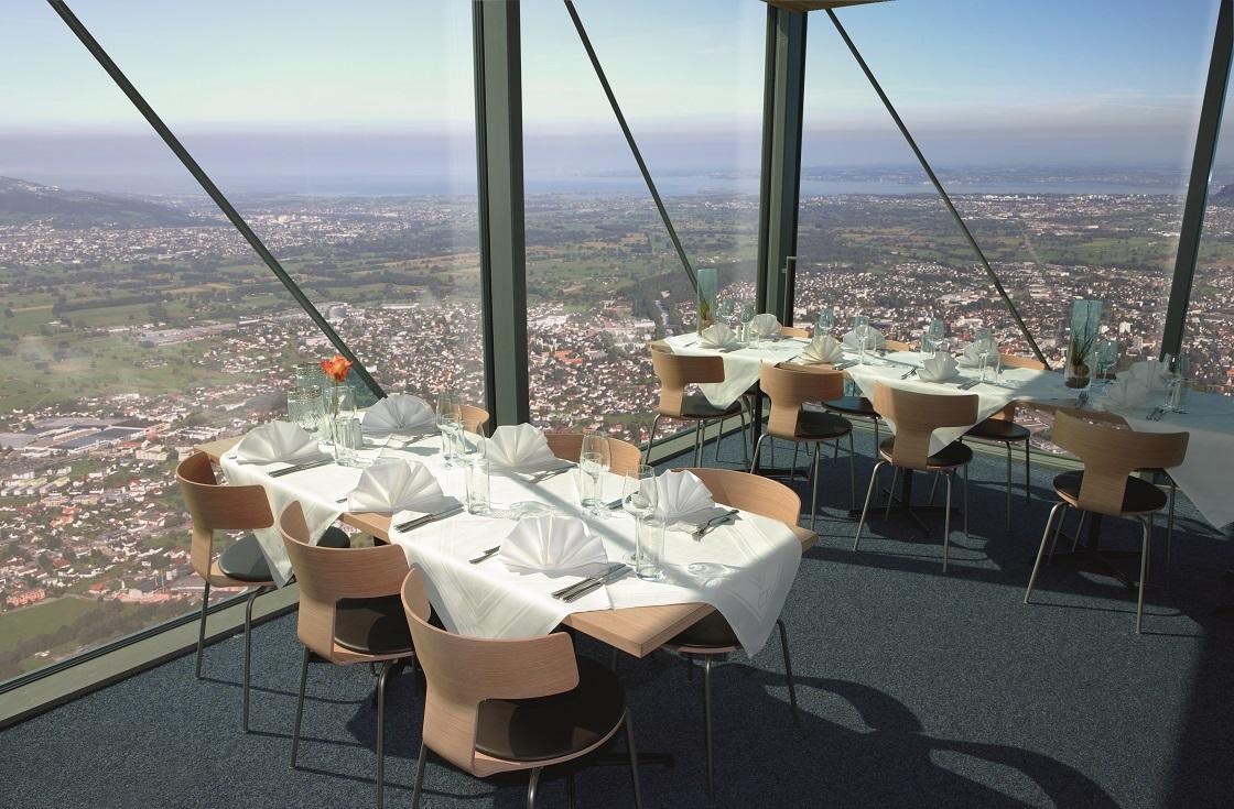 Panoramarestaurant Karren