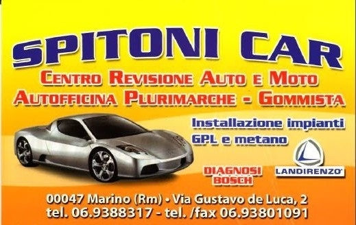 Autofficina Spitoni Car