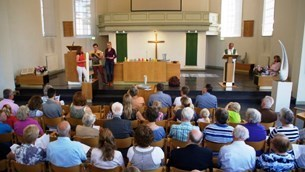 Hofkerk De Klokkenkamp Protestantse gemeente Goor
