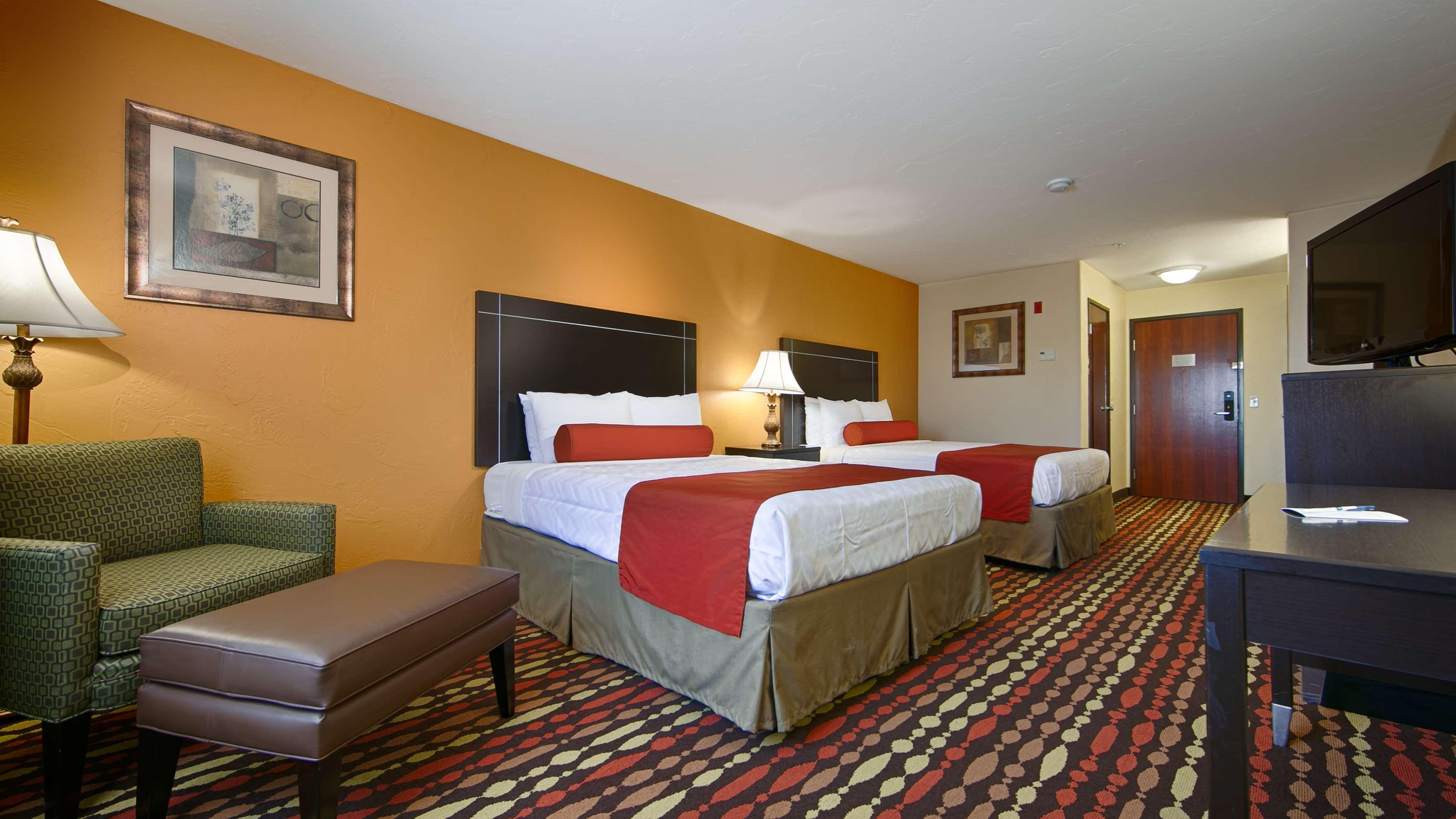 Best Western Greentree Hotel Moore Ok