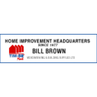 Brown Bill Woodworking & Building Supplies Ltd