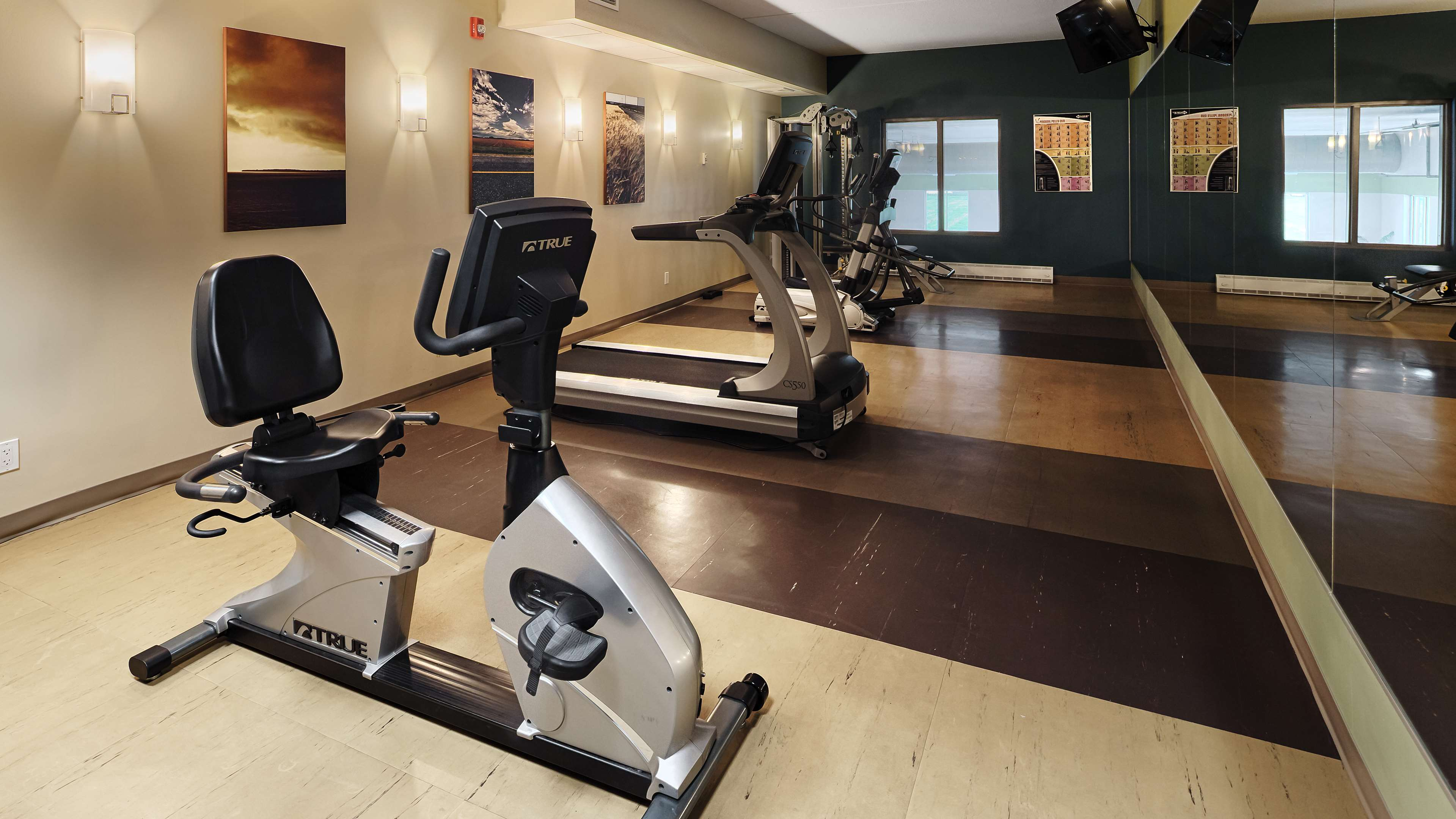 Fitness Center Best Western Plus Winnipeg West Headingley (204)594-2200