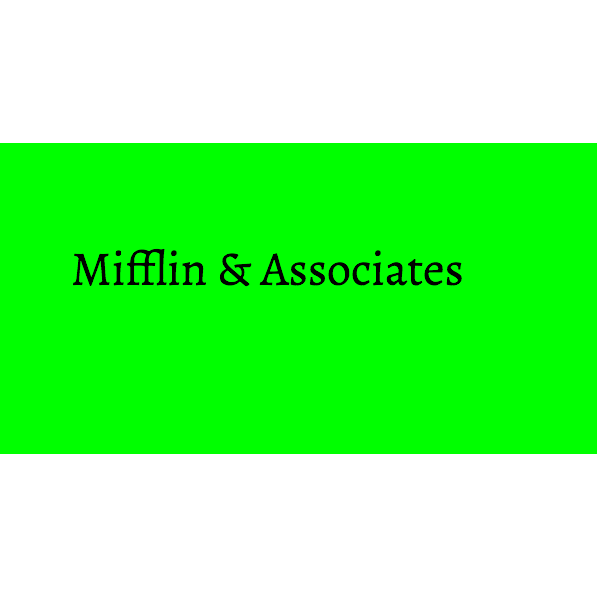 Mifflin & Associates, Inc.