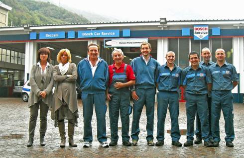 Bosch Car Service di Beccalli Arturo
