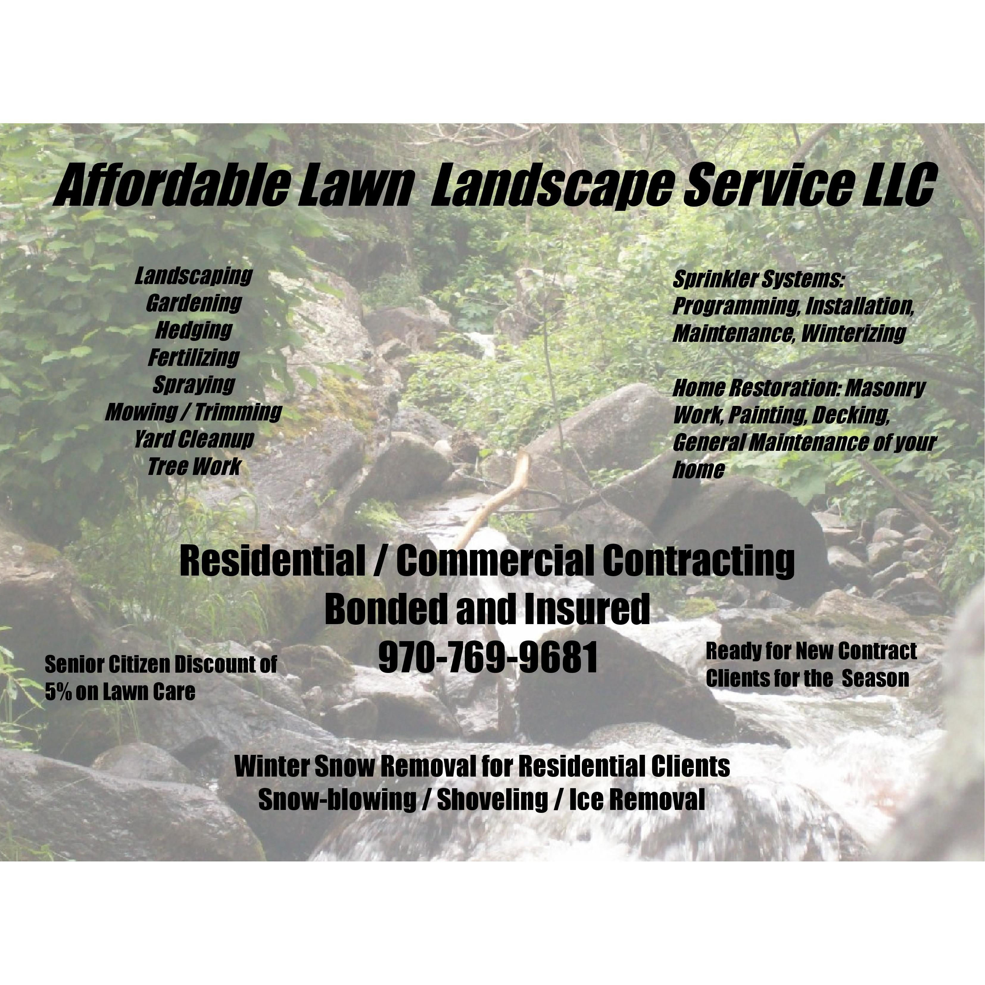 Business directory for bayfield co for Affordable garden services