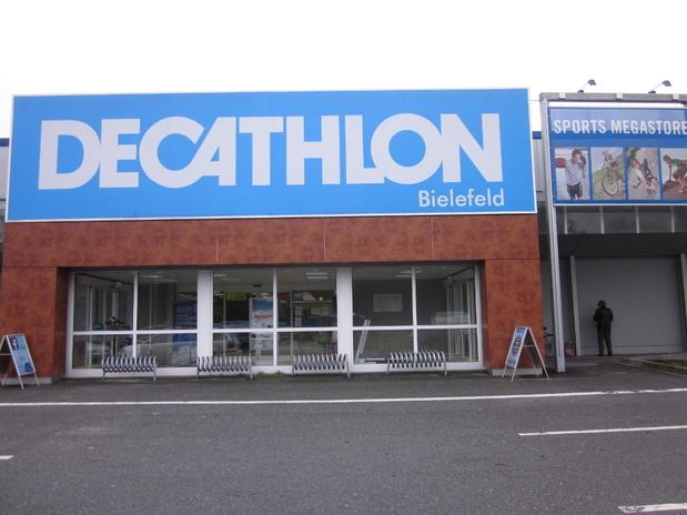 Decathlon Bielefeld