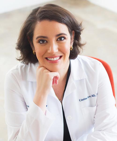 Cristina Arce, MD